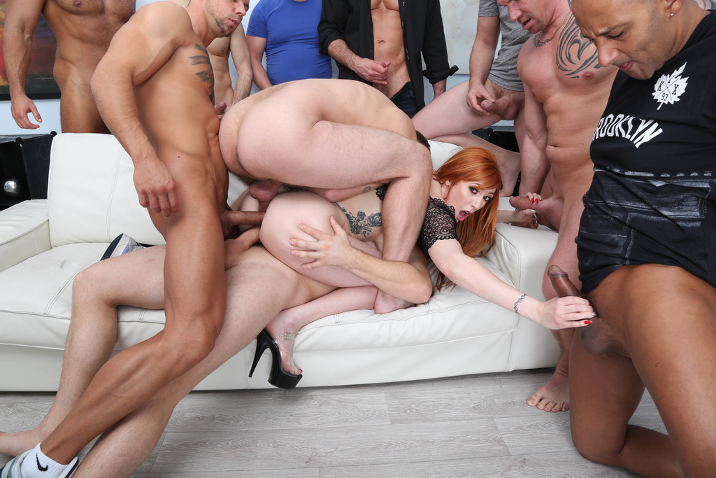 Download LegalPorno - Giorgio Grandi - 10on1 TP Gangbang with Lauren Phillips with Balls Deep Anal, DAP, TP, Gapes, Facial GIO978