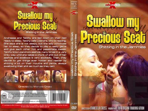 MFX-1185 - Swallow my Precious Scat