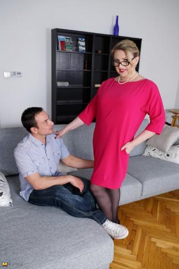 Granny Irina Sex