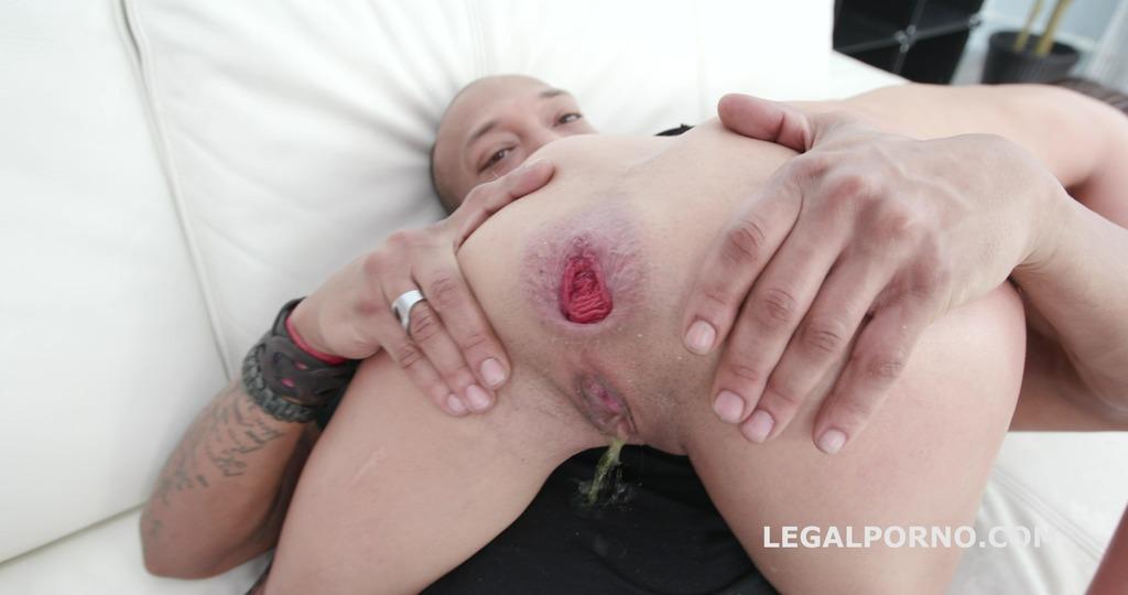 LegalPorno - Giorgio Grandi - Double Balls Deep Francys Belle Vs Dylan Brown & Mike Balls Deep Anal, DP, DAP, Gapes GIO1004