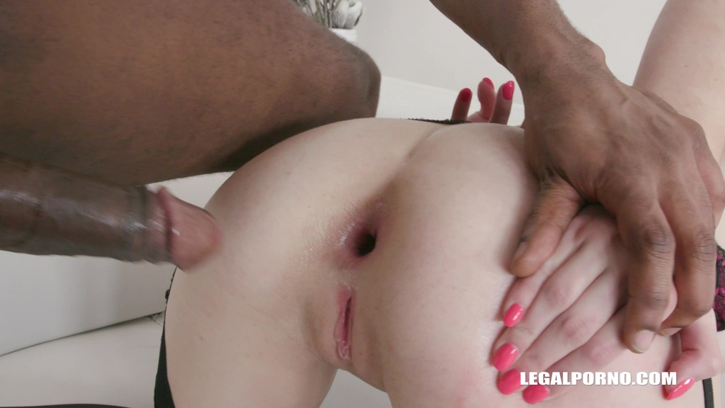 LegalPorno - Interracial Vision - Anastasia Rose discovers black feeling IV296