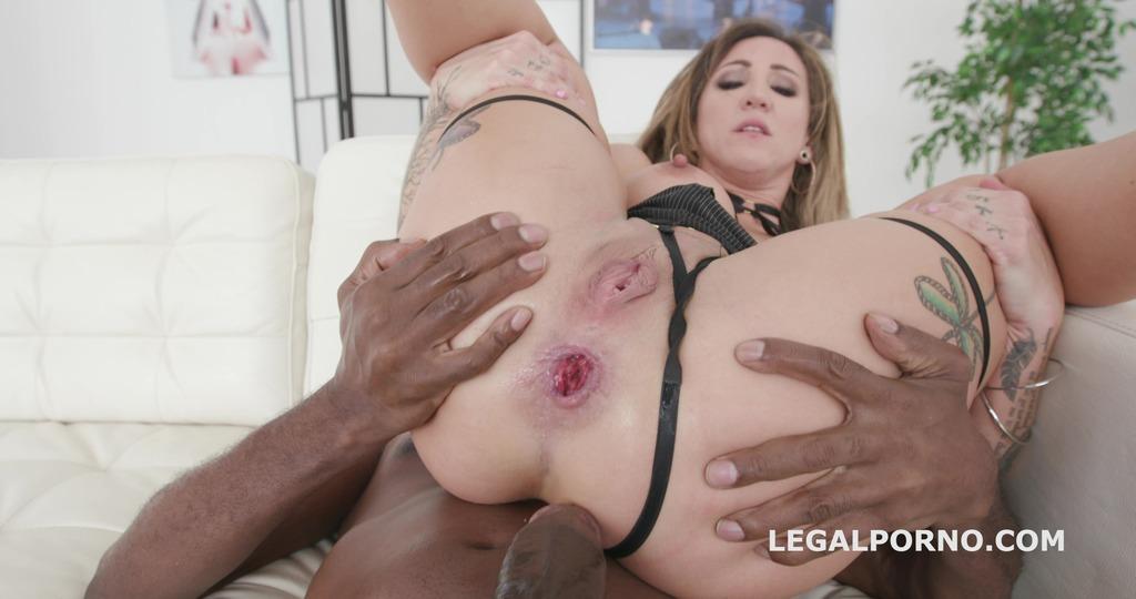 LegalPorno - Giorgio Grandi - Blackbuster Betty Foxxx Vs Mike Balls Deep Anal, Gapes, ATM, Squirting, Swallow GIO1011
