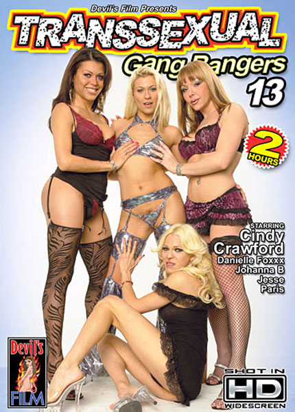 Transsexual Gang Bangers 13 (2007)
