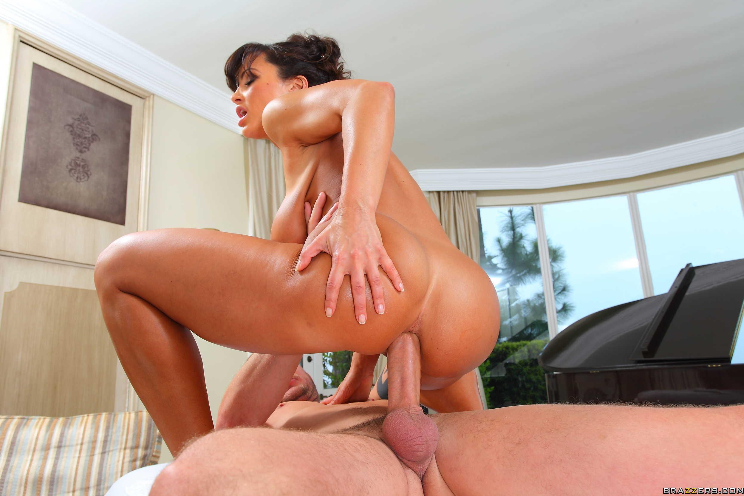 Lisa anna porno anal