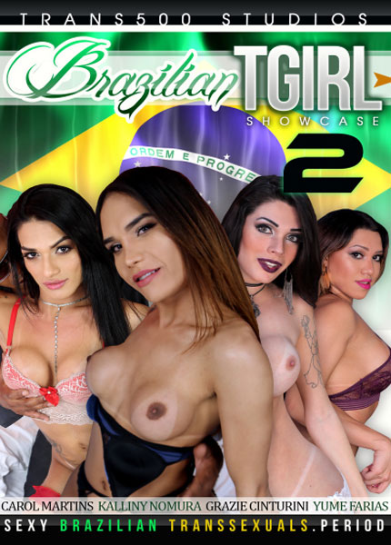 Brazilian T-Girl Showcase 2 (2019)