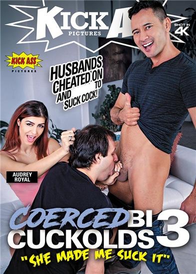 Coerced Bi Cuckolds 3 - She Made Me Suck It (2019)