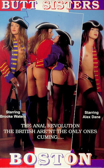 Butt Sisters Do Boston (1995)