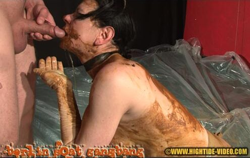 Hightide-Video - BERLIN SCAT GANGBANG