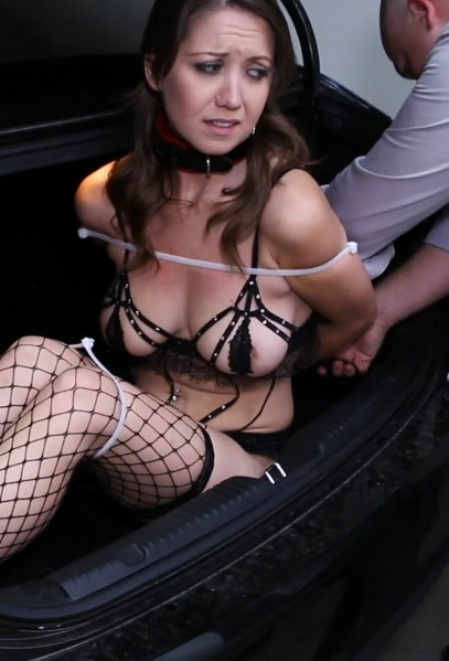 A Model Slave Meets Her Master