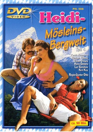 Heidi 4 - Mosleins Bergwelt (1992)