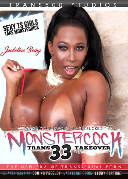 Monster Cock Trans Takeover 33 (2019)