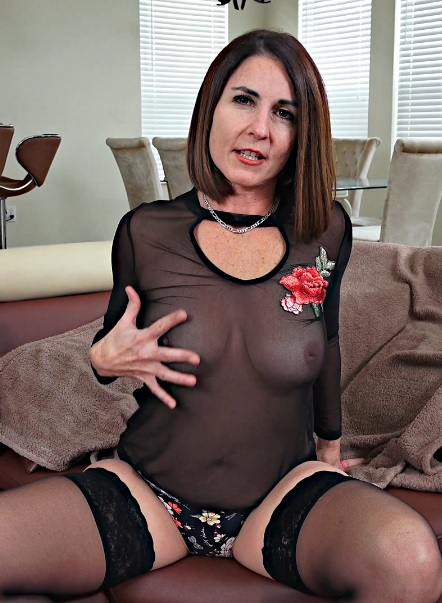 Carissa Dumonde 48 years old Mature Pleasure