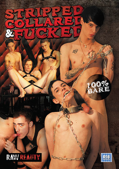 Stripped Collared And Fucked (2019)