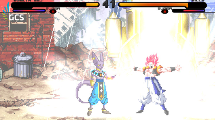 Dragon Ball Z New Final Bout 2 Infinity