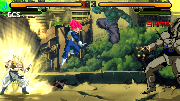 Dragon Ball Z New Final Bout 2 Infinity