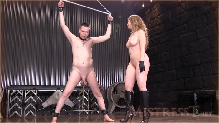 Femdom jail interrogation