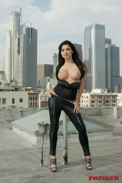 Aletta Ocean - In Private Models 2