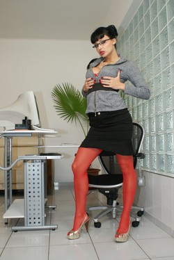 Aletta Ocean - Aletta In Secretaries 3