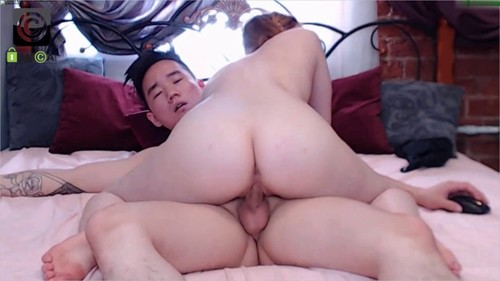 Russian interracial couple Kristian and Melissa Part 1 08 June 2019