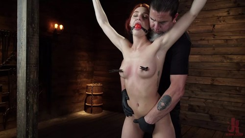 August 15, 2019 - Lacey Lennon - Fresh Meat: Lacy Lennon is Tied, Tormented and Made to Cum