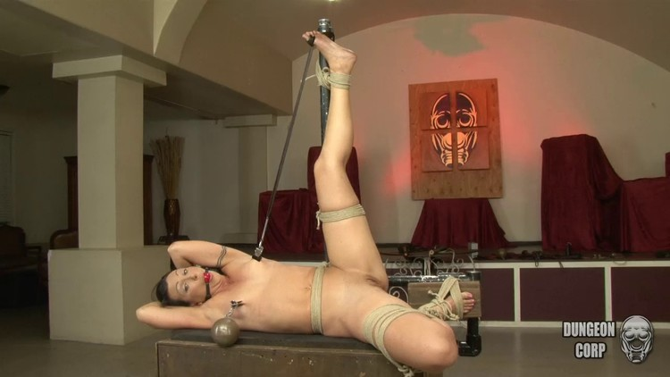 Wenona Tickled and Caned - Wenona Slave