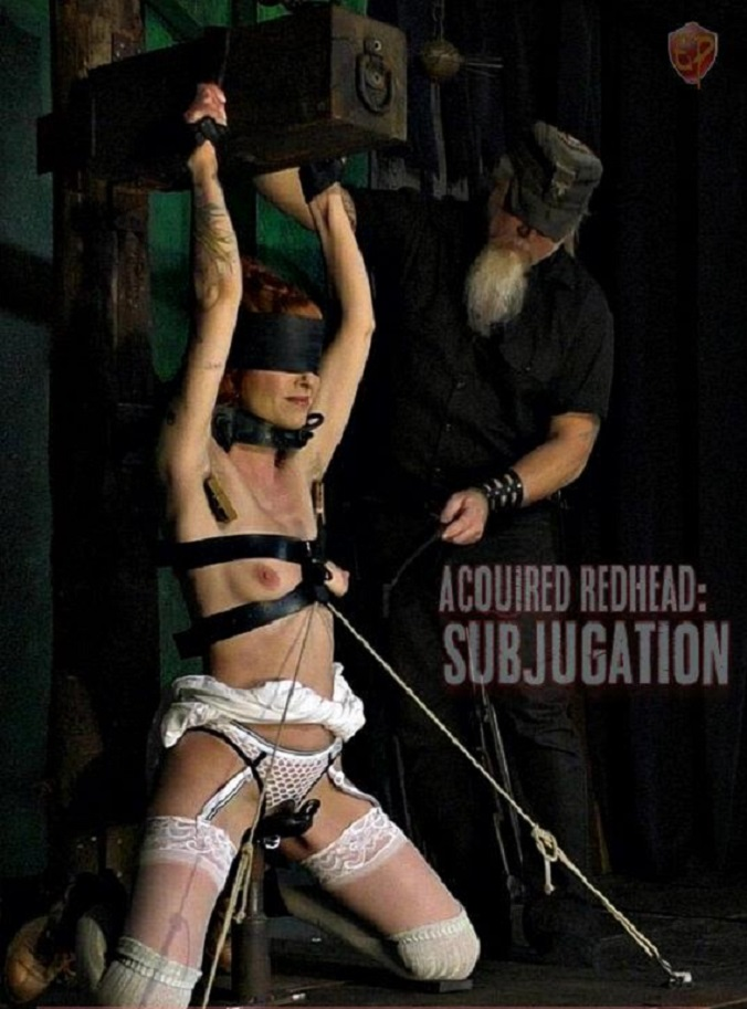 Acquired Redhead Subjugation - Abigail Dupree (Release date: May 15, 2019)