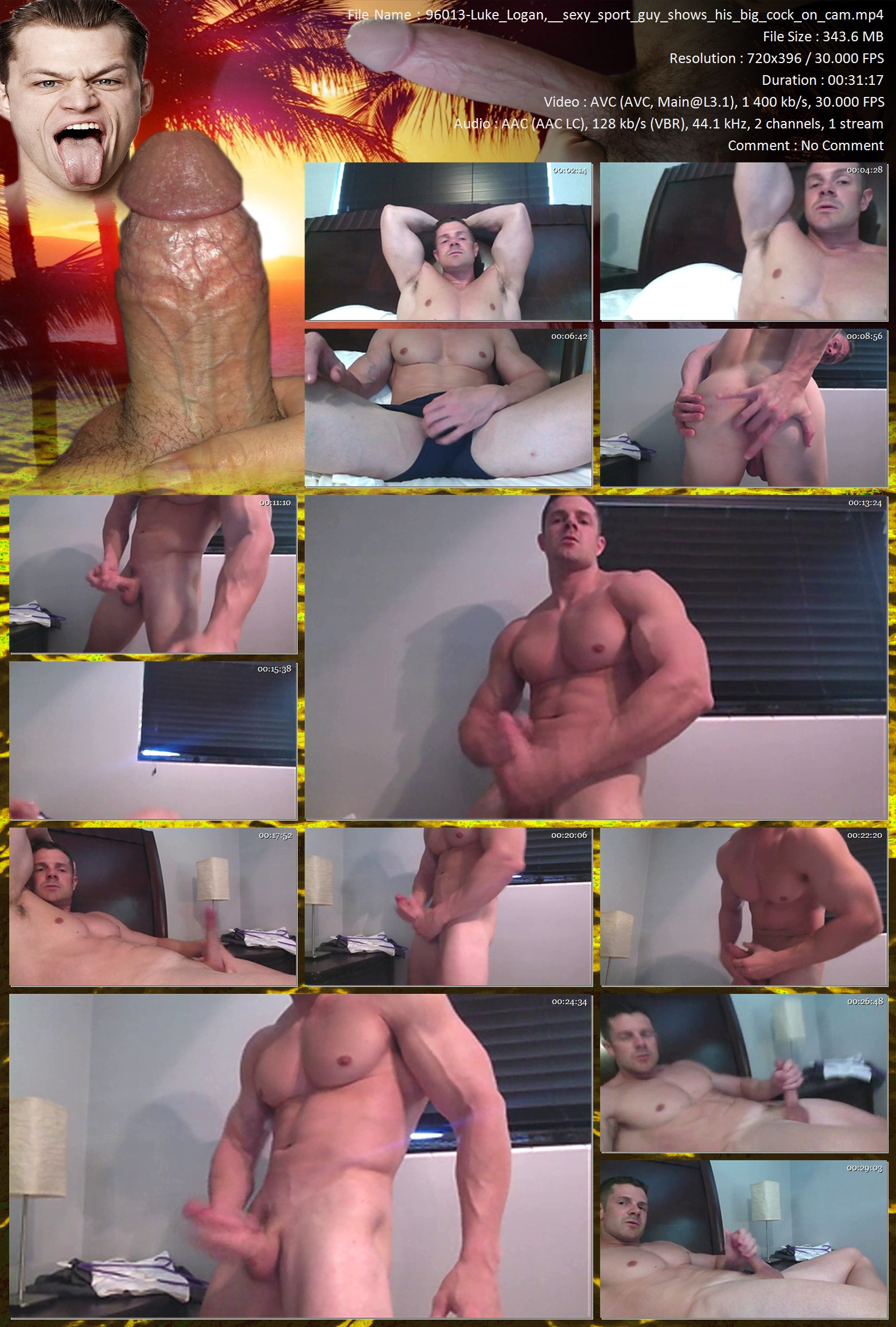 Guy on cam 872