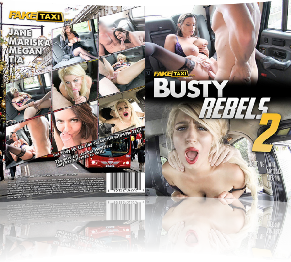 Busty Rebels 2 (Fake Taxi) (2017)