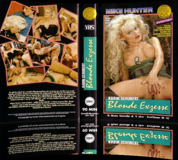 Blonde Exzesse (1986)