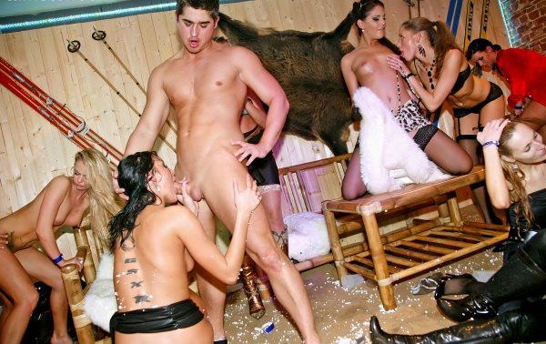 ковбойская секс вечеринка - 8