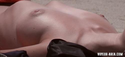 Topless beach Voyeur 115