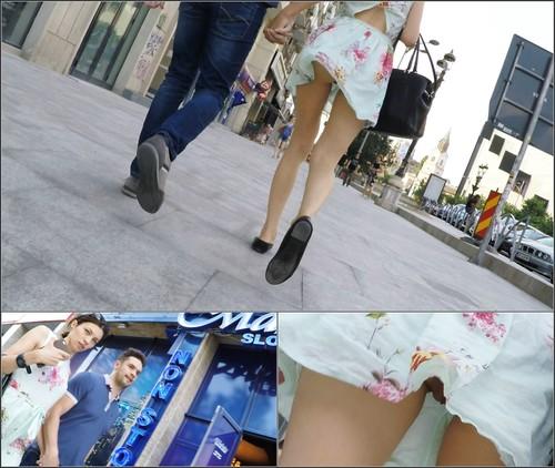 Upskirt No Panties 195