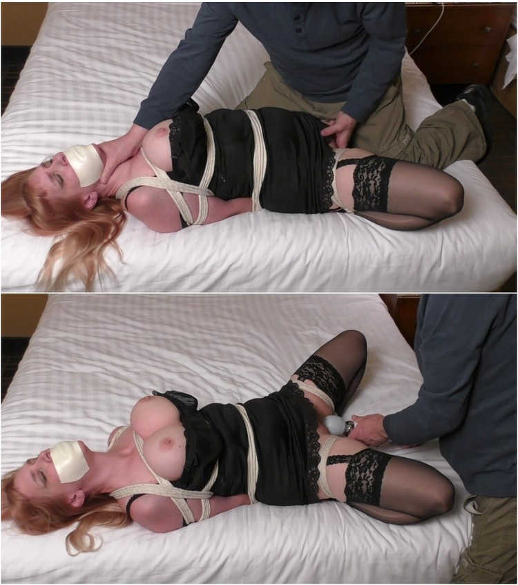 Actres tied up and felt up your ass the