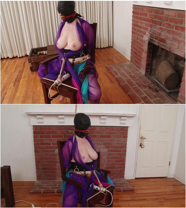 Harem girl bondage — 9