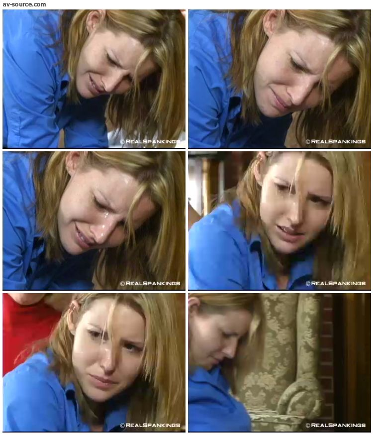 Courtney - Courtney Is Spanked To Tears For Her Messy Behavior 2
