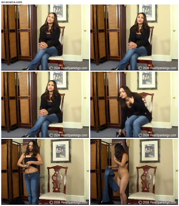 Gina - Ginas Punishment Profile 1 - RealSpankings