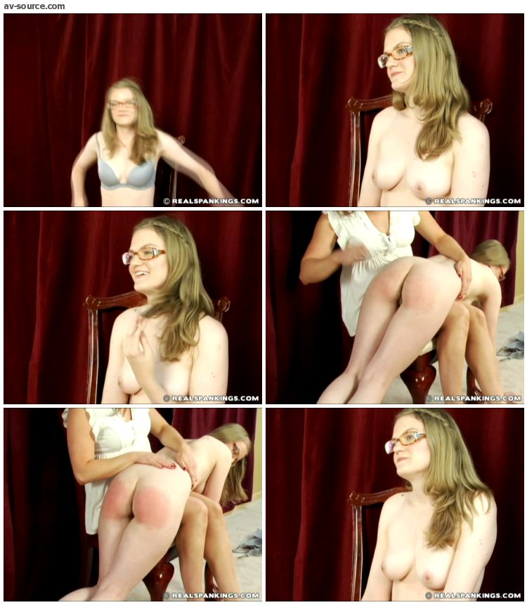 Ivy - New Model Ivy and her Punishment Profile - RealSpankings