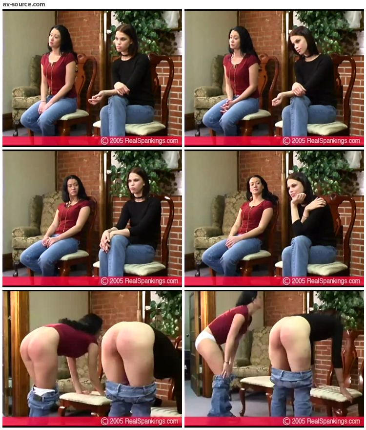 Kailee  and  Katherine - Two Girl School Strokes 4