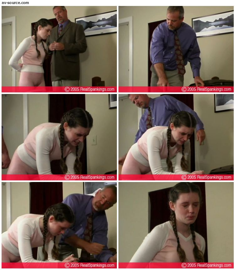 Bailey - Bailey Is Spanked For Forgery - Part 2 2