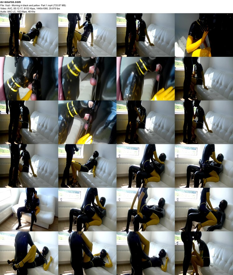 Xozt - Morning In Black And Yellow  Part 1 (mp4, 1080p, 733.87 Mb)