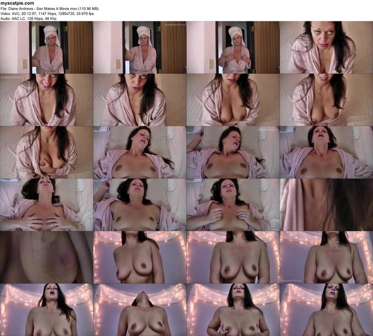 Diane Andrews - Son Makes A Movie (mov, 720p, 110.96 Mb)