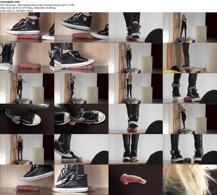 Cbtrample - Ball Cracking Climax Under Converse Chucks (mp4, 1080p, 1.2 Gb)