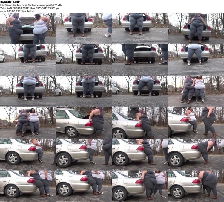 Bri And Jae Test Small Car Suspension (mp4, 1080p, 256.77 Mb)