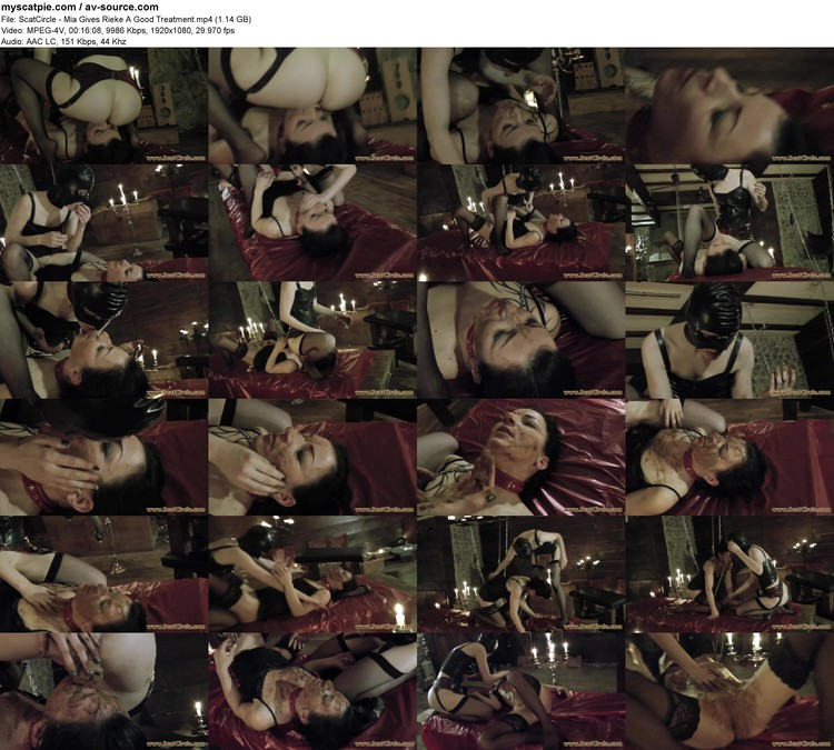 scatcircle - Mia Gives Rieke A Good Treatment (mp4, 1080p, 1.14 Gb)