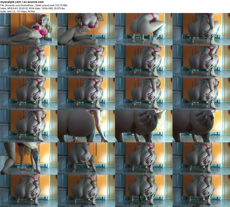 [amarotic.com] Annikarose - Geiler Scared (122.76 Mb, Mpeg-4v, 1920x1080)
