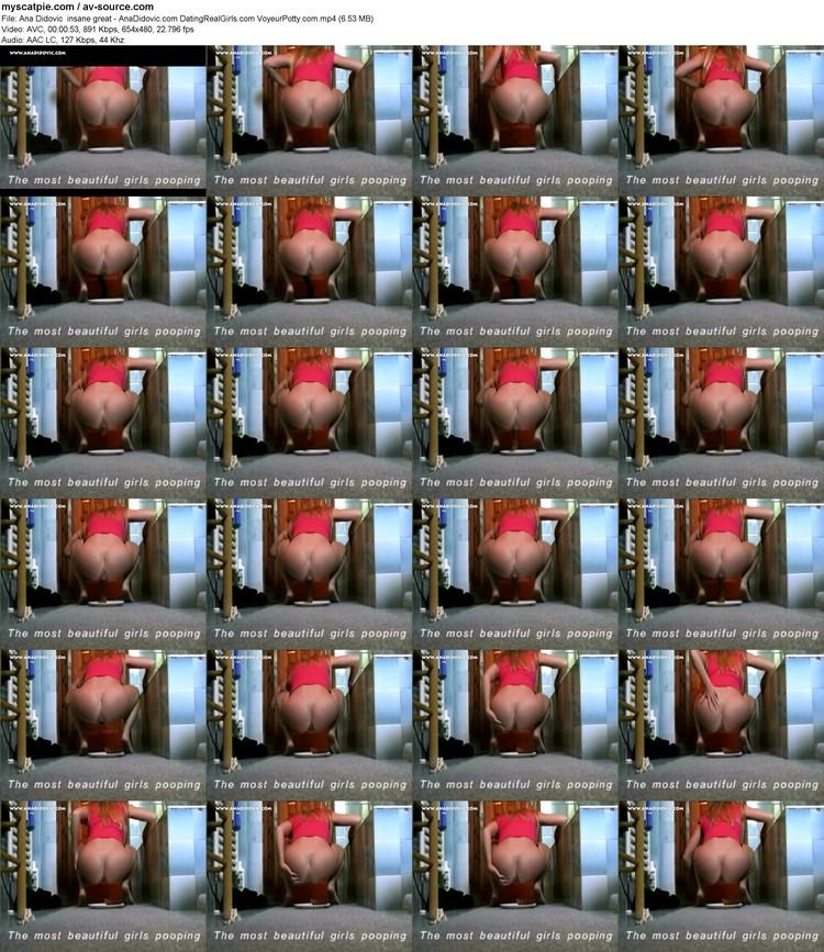 ana Didovic  Insane Great - Anadidovic.com Datingrealgirls.com Voyeurpotty.com (6.53 Mb, Avc, 480p)