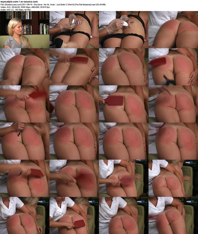 [shadowlane.com] 2011-08-15 - Dia Zerva - No Ifs, Ands - Just Butts! 2 (part 9)  (mp4, 360p, 62.46 Mb)