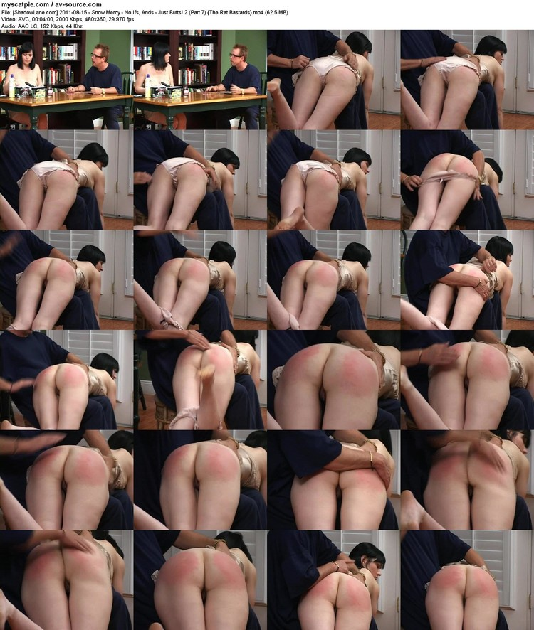[shadowlane.com] 2011-08-15 - Snow Mercy - No Ifs, Ands - Just Butts! 2 (part 7)  (62.5 Mb, Avc, 480x360)