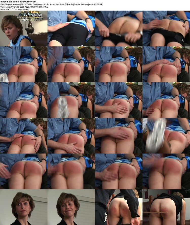 [shadowlane.com] 2012-03-11 - Traci Greer - No Ifs, Ands - Just Butts! 3 (part 7)  (480x360, 63.06 Mb, Mp4)