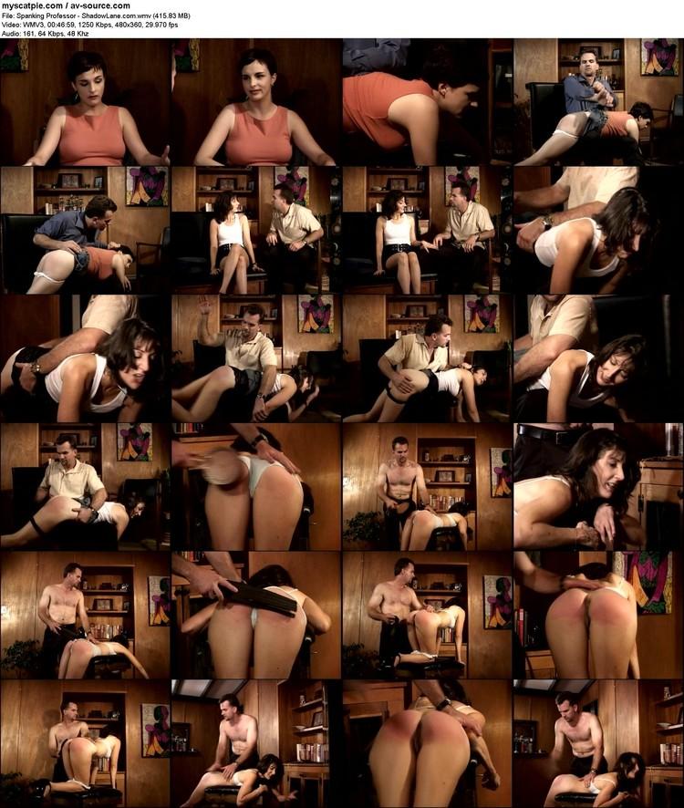 spanking Professor - Shadowlane.com (vc-1, 480x360, 415.83 Mb)